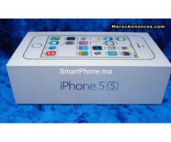 iPhone 5S Gold Officiel Neuf