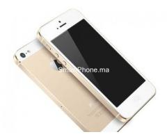 iphone 5 blanc officiel