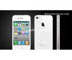 iphone 4g blanc a 1900dh