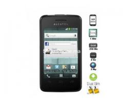 Alcatel ONE TOUCH T'Pop – 2 Go – Android 2,3 - Dua