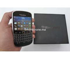 Blackberry bold 9900 (touch type)