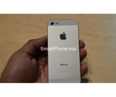iphone 4g et 5 blanc officiel