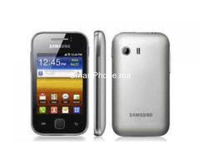 Samsung galaxy young a 1000 dhs