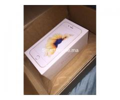 Iphone 6s plus 64go gold