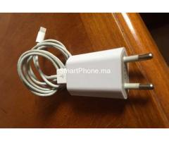 Chargeur iphone original