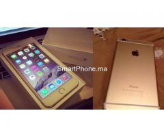 Iphone 6 gold 16g neuf