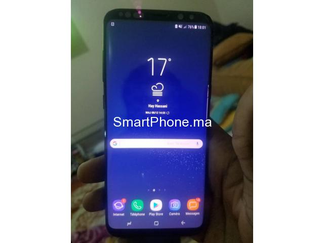 Samsung Galaxy S8 Plus - Casablanca