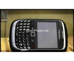 Blackberry Curve 9300 à 700 dhs